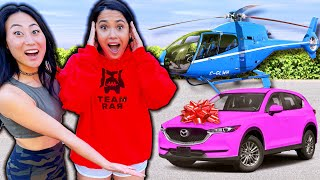 SURPRISING MY BEST FRIEND WITH 24 GIFTS IN 24 HOURS!!