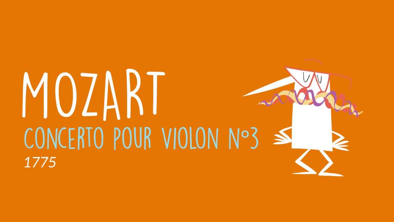 Concerto pour violon n° 3