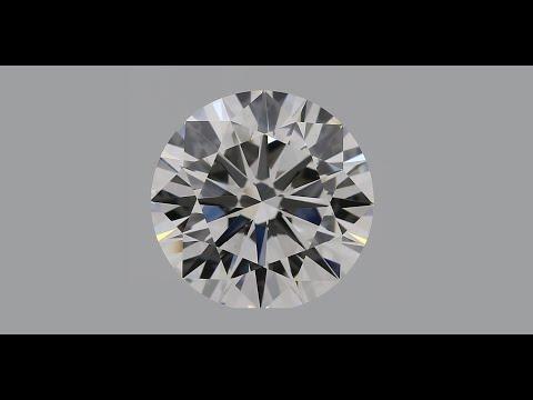 2.01ct IGI Certified Diamond CVD G VVS2 Round Brilliant Cut Type2A