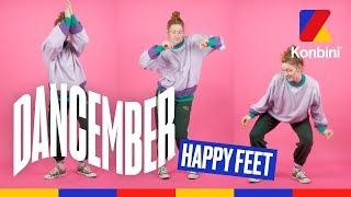 Dancember #5 - Happy Feet