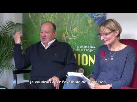 Интервью с Аркадием Петровым во Франции