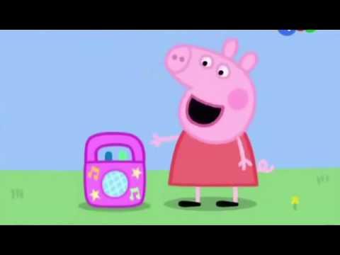 Свинка пеппа зажигает под песню Despacito