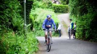 preview picture of video 'Waller Pain Hill Climb Challenge 2013'