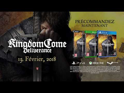 Gameplay trailer [FR] de Kingdom Come : Deliverance