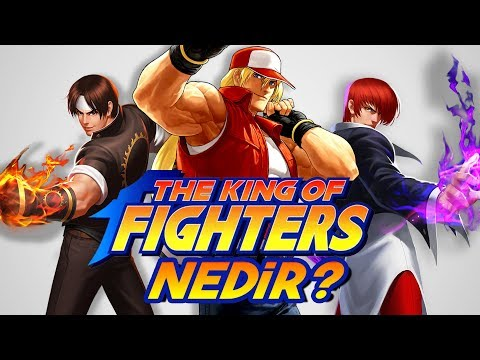The King of Fighters NEDiR?