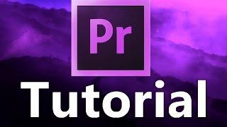 Adobe Premiere Pro CC Tutorial (Deutsch)