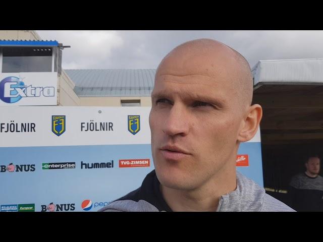 Gunnar Már: Við höfum trú á verkefninu