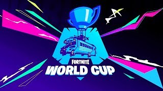 Fortnite World Cup Finals Day1