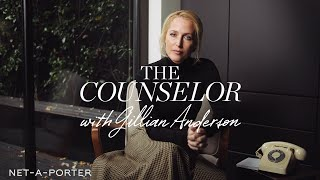 The Counselor with Gillian Anderson | NET-A-PORTER