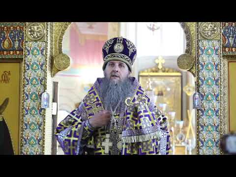 Слово митрополита Даниила на Страстной седмице. Великий Четверто́к. Воспоминание Тайной Ве́чери