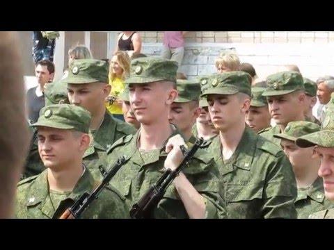 У солдата выходной, учебка, Ковров