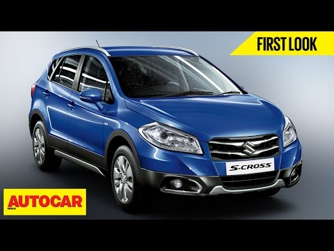 Maruti-Suzuki S-Cross | First Look | Autocar India