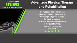 Advantage Physical Therapy - Top 5-Star Reviews for Physical Therapists in Manassas, VA