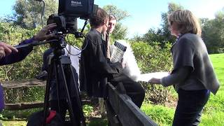 Making of Schaduwspel aflevering 1