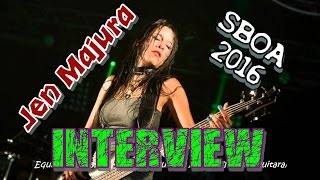 Interview | Jen Majura (Evanescence) | Summer Breeze 2016