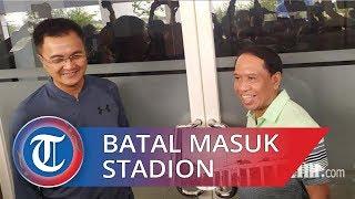 Menpora Batal Masuk Stadion, Pemkot Surabaya Sebut Miskomunikasi