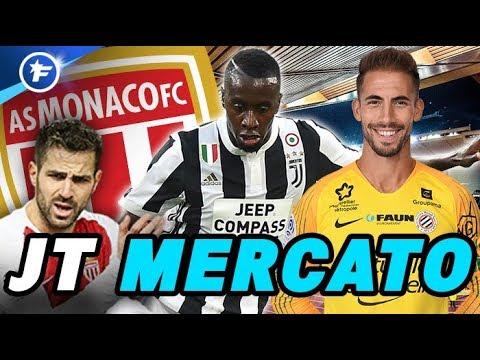 Ça bouge enfin à l'AS Monaco   Journal du Mercato