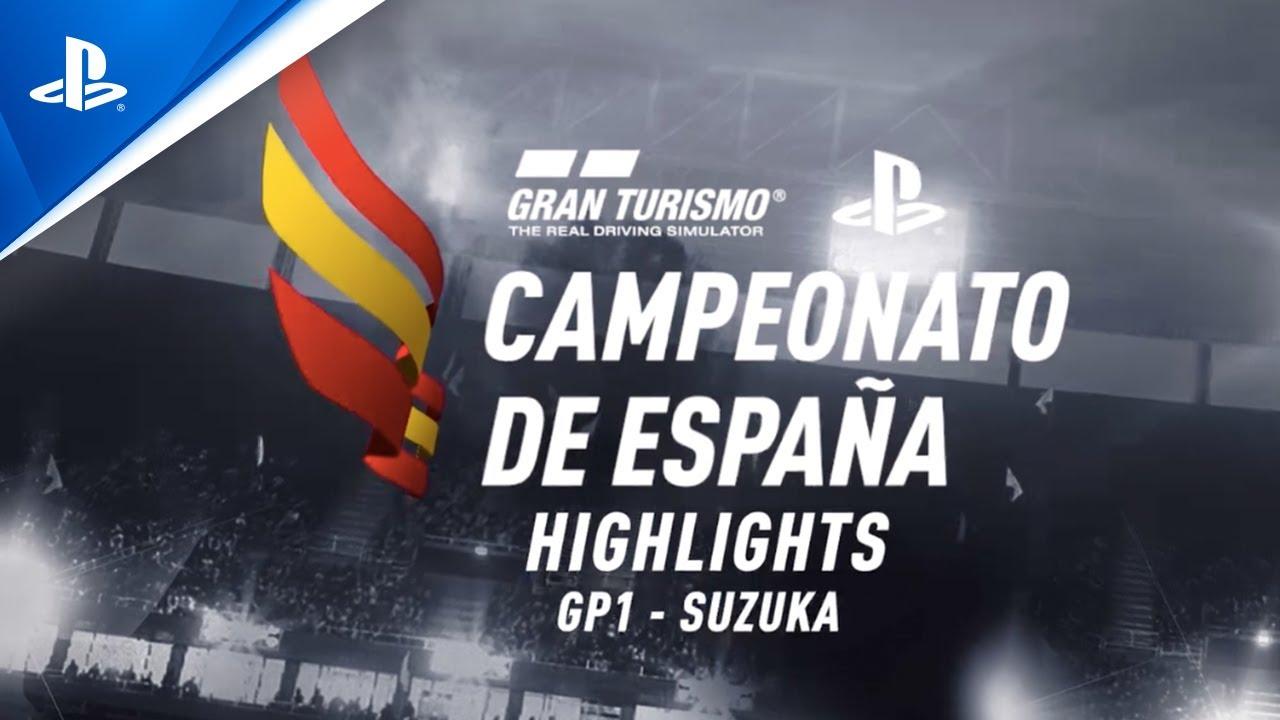 Campeonato de España de Gran Turismo   No te pierdas nuestro resumen de la primera jornada