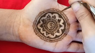 Easy And Simple Henna Mehndi Designs For Palms Free Video Search