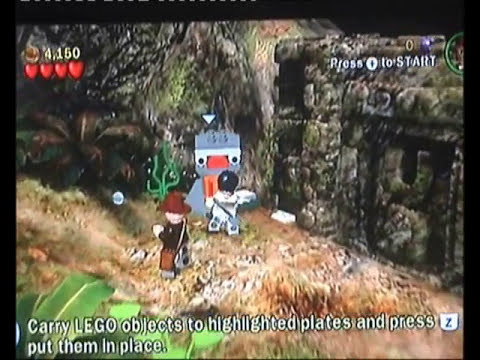 LEGO Indiana Jones 1: Die legendären Abenteuer / Original Adventures