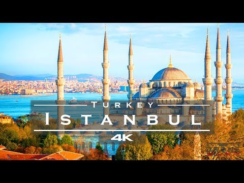 Experience the Magic of Istanbul From Above!