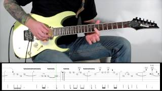 Solo Of The Week: 22 Pantera - This Love Tab