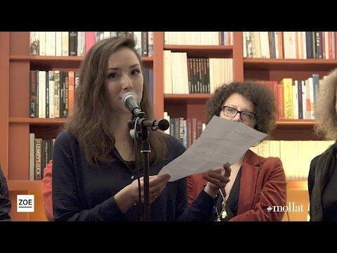 Prix Régine Deforges - Elisa Shua Dusapin