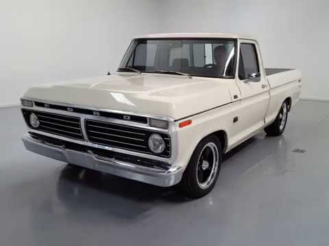 Video of '73 F100 - MCWV
