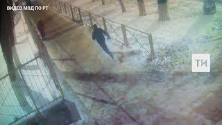 В Казани полицейские поймали грабителя, который бил своих жертв кирпичом по голове