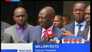 IEBC meeting with NASA, Jubilee failed