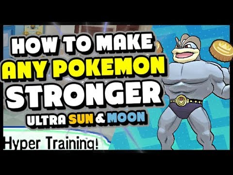POKEMON ULTRA SUN AND MOON HYPER TRAINING GUIDE - Bottlecaps Guide + Giveaway