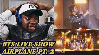 NEW SONG!! BTS   AIRPLANE PT. 2 LIVE COMEBACK SHOW PERFORMANCE REACTION | Jamal_Haki