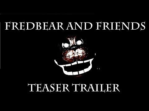 Fredbear And Friends (sneak peek) fan made - смотреть онлайн