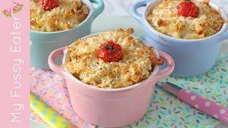 Cauliflower Mac & Cheese | Hidden Veggie Pasta