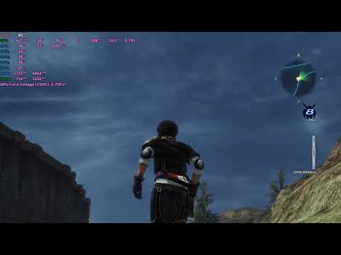 screen tearing on rx 570 how to fix? :: The Last Remnant General