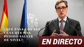 DIRECTO   España pasa a la fase 1 salvo Madrid, Barcelona y parte de Castilla y León #CORONAVIRUS