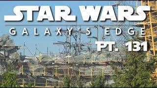 Plotting new peaks on model  - Star Wars Land Construction - Pt. 131 | 02-03-18