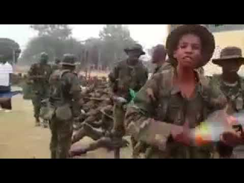 Download Best Nigerian Army Morale Songs HD Mp4 3GP Video and MP3