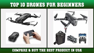 Top 10 Drones For Beginners to buy in USA 2021 | Price & Review