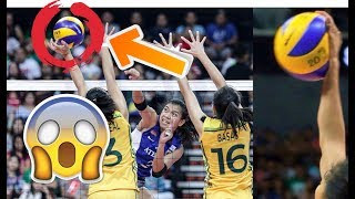 Most POWERFUL VOLLEYBALL SPIKES Ever! | Philippine Volleyball Highlights [HD]