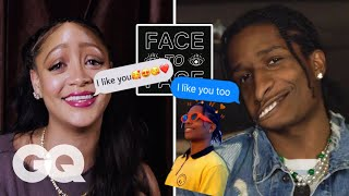 Rihanna ask A$AP Rocky 18 questions GQ reaction |Early morning reaction