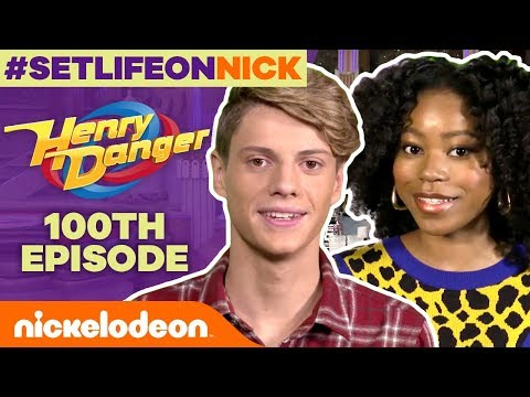Jace Norman Dishes On Henry Danger Hitting 100 Episodes And