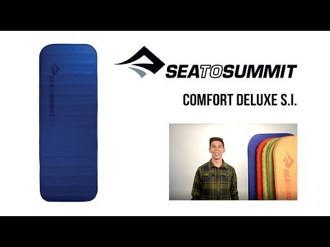 Sea to Summit Comfort Deluxe S.I. slaapmat