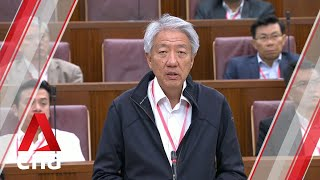 Teo Chee Hean responds to questions on timing of Singapore's General Election amid COVID-19