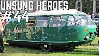 UNSUNG HEROES #44 - The Dymaxion Car