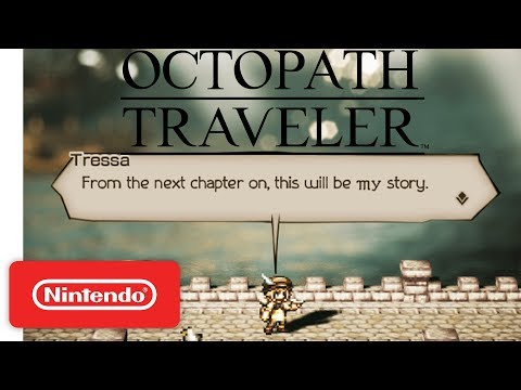 Octopath Traveler - Paths of Purchase and Potions Info Trailer - Nintendo Switch thumbnail