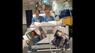 Neu gegen alt: Elektrische Betten im KRH Klinikum Agnes Karll Laatzen