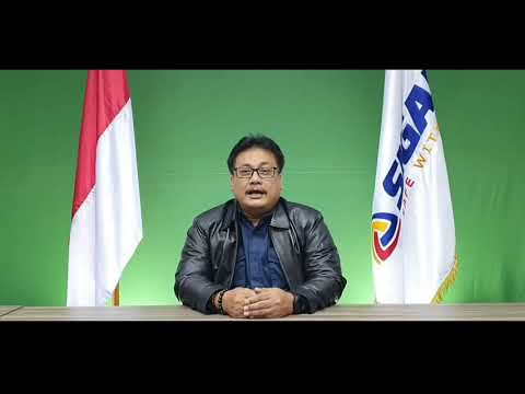 Ucapan HUT KAI ke 30 dari Presiden Direktur SIGAP