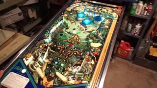 Bally FATHOM 80+ HR Restoration Completed! (Dr. Dave's Pinball Restorations)