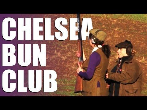 Chelsea Bun Club women go pheasant shooting